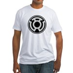 Sinestro Fitted T-Shirt