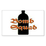 Jaegerbomb Squad Sticker (Rectangle 50 pk)