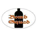Jaegerbomb Squad Sticker (Oval)