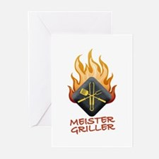 Grill Master Greeting Cards (Pk of 10)
