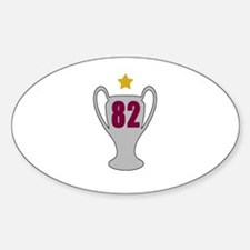 82* Decal