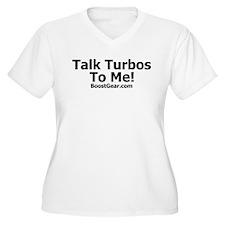 Talk Turbos - T-Shirt
