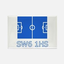 SW6 Rectangle Magnet