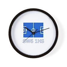 SW6 Wall Clock