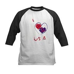 American Pride Kids Baseball Jersey