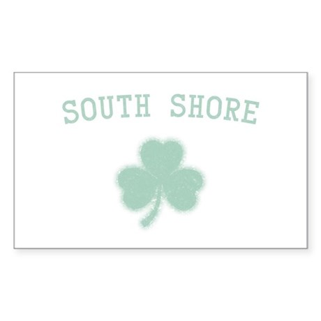 South Shore Sticker (Rectangle)