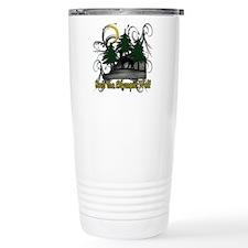Olympic Wolf Travel Mug