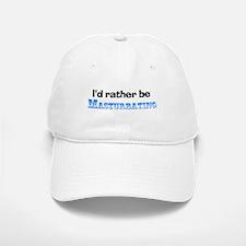 I'd Rather Be Masturbating Hat