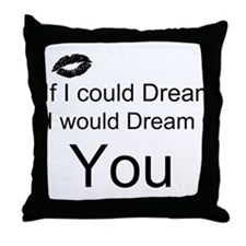 Twilight quote pillow