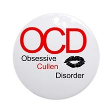 OCD ornament (oval)