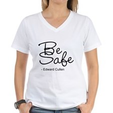Be Safe Edward Cullen Shirt