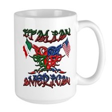 Italian American / Tribal Mug