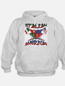 Italian American / Tribal Hoodie