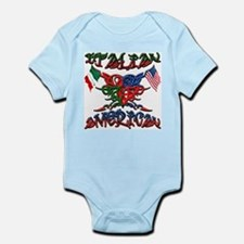 Italian American / Tribal Infant Creeper