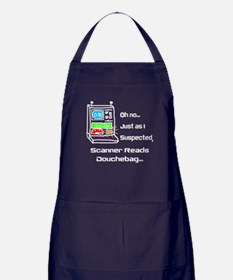 Fanboys Scanner Apron (dark)