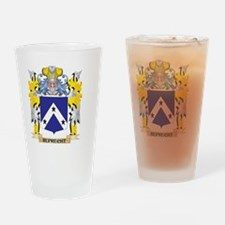 Ruprecht Family Crest - Coat of Arm Drinking Glass