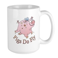 Pigs Do Fly Mug