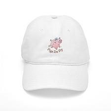 Pigs Do Fly Baseball Cap