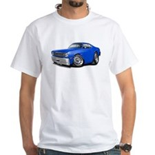 Duster Blue Car Shirt
