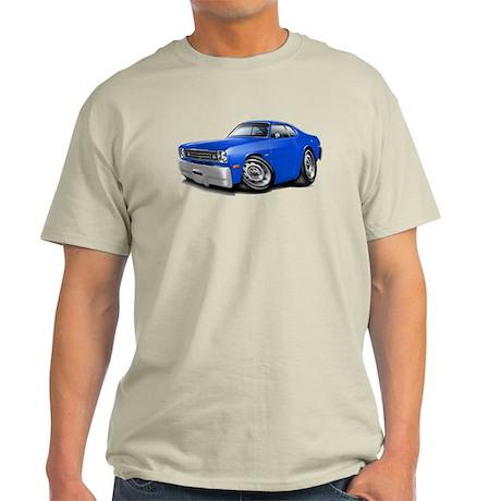 Duster Blue Car Light T-Shirt
