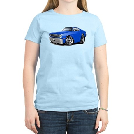 Duster Blue Car Women's Light T-Shirt