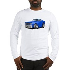 Duster Blue Car Long Sleeve T-Shirt
