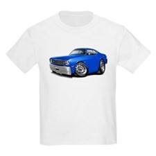 Duster Blue Car T-Shirt
