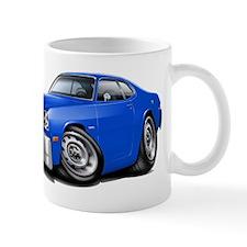 Duster Blue Car Mug
