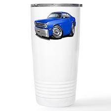Duster Blue Car Travel Mug