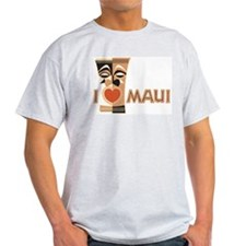 I Love Maui T-Shirt