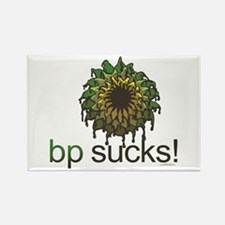 bp Sucks Rectangle Magnet