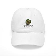 bp Sucks Baseball Cap