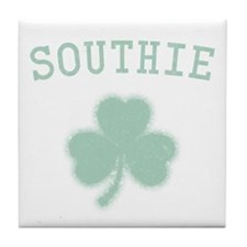 Southie Irish Tile Coaster