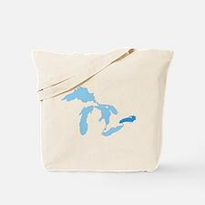 Lake Ontario Tote Bag