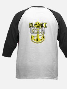 Custom Anchor #4 Kids Baseball Jersey