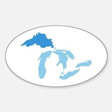 Lake Superior Decal