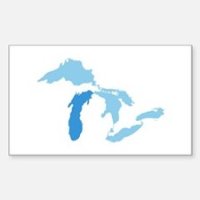 Lake Michigan Decal
