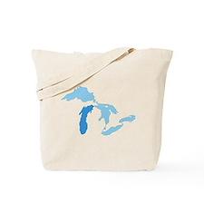 Lake Michigan Tote Bag