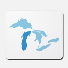 Lake Michigan Mousepad