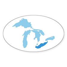 Lake Erie Decal