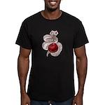 Temptation Men's Fitted T-Shirt (dark)