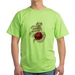 Temptation Green T-Shirt