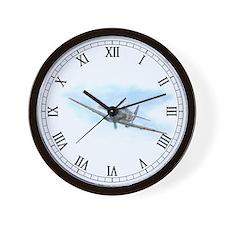 spitfire Wall Clock