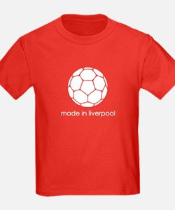 Made In Liverpool T