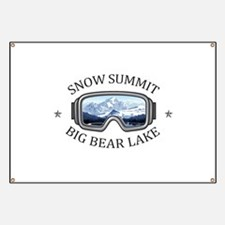Snow Summit - Big Bear Lake - California Banner
