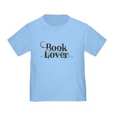 Retro Grunge Book Lover T
