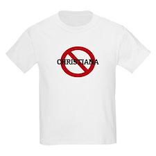 Anti-Christiana Kids T-Shirt