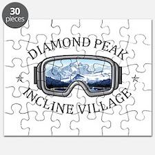 Diamond Peak - Incline Village - Nevada Puzzle