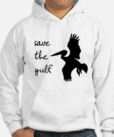 save the gulf - bird Jumper Hoody