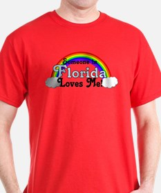 Someone in FL Loves Me T-Shirt